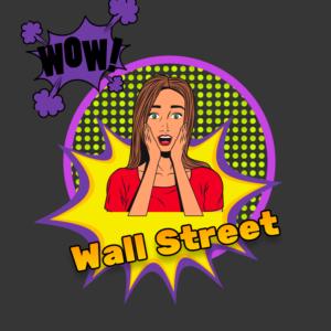 Wall Street bot лого